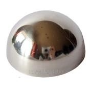 Изделие из металла полусфера d 50x1,5 мм Aisi 201, артикул 11637 фото