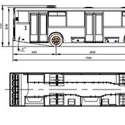 Автобус городской НЕФАЗ-5299-0000010-33 фото