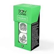 Настольная игра RORYS STORY CUBES RSC23 Кубики историй Дополнительный набор «Открытия» RSC23 фото