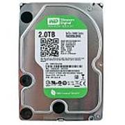 Жесткий диск HDD WD SATA3 2Tb Blue 5400 RPM 64Mb (WD20EZRZ) фото