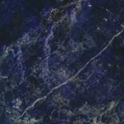 Мрамор, Sodalite Blue фото