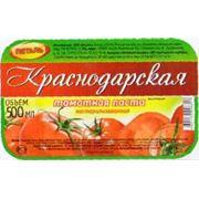 Томатная паста Астраханская Краснодарская 500гр фото