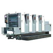 Листовая офсетная печатная машина формата А3+ GRONHI 524 фото