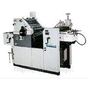 Однокрасочная офсетная печатная машина WH Hamada WH 30 (формат В4) фото
