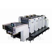 Однокрасочная офсетная печатная машина Hamada WH 466 фото
