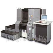 Офсетная 4-х красочная цифровая печатная машина PRESSTEK 34DI-X фото