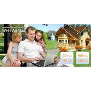 Выделенный Интернет канал по технологии Wi-Fi AirMax фото
