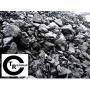 Уголь рядовой ДР 300 фото