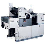 Однокрасочная офсетная печатная машина WH Hamada WH 47NPD (формат A3) фото