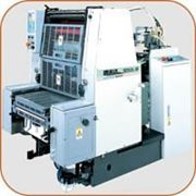 Однокрасочная офсетная печатная машина WH Hamada WH 52L-M фото