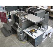 Офсетная 4-х красочная цифровая печатная машина PRESSTEK 52DI фото