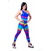 Комбинезон для фитнеса/ Одежда для фитнеса фото
