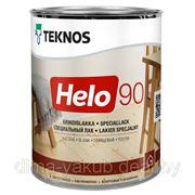 Лак для дерева HELO 90 (глянец), 0.9л, TEKNOS