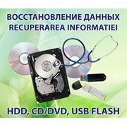 Восстановление данных с внешнего жесткого диска фото