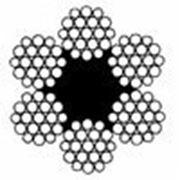 Канат двойной свивки типа ЛК-РГОСТ 2688-80 фото