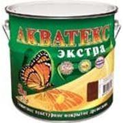 Акватекс Экстра лак защитно-декоративный 3 л