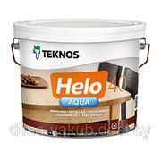Лак для дерева HELO AQUA 40 (глянец), 2.7л, TEKNOS