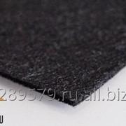 Материал для шевронов Фелт черного цвета фото