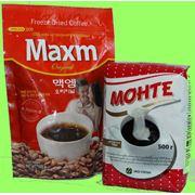 Кофе натуральный растворимый MAXM фото