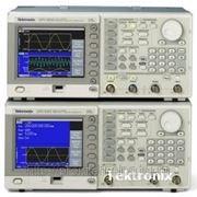 Универсальный генератор сигналов специальной формы Tektronix (AFG 3252) фото