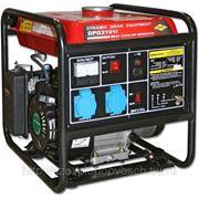 Генератор DDE DPG2101i, бензиновый, инверторный, 220 В, ручной запуск, 2,6 кВт, 28 кг