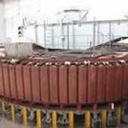 Ремонт роторов и статорных элементов турбин фото