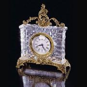 Хрустальные часы фото