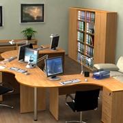 Офисная мебель Вектор фото