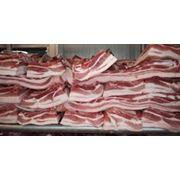 Мясо свиней мороженное фото