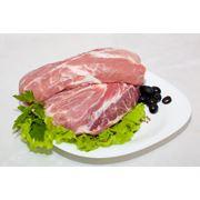 Часть тазобедренная свиная замороженная без кости фото
