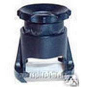 Лупа ЛИ-3-10 измерительная с сеткой, фиксированный фокус фото