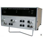 Г4-158 - высокочастотный генератор сигналов (Г 4-158) фото