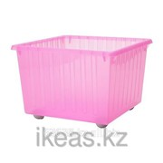 Ящик на колесах, светло-розовый ВЕССЛА фото