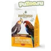 Padovan wellness mix for australian birds - корм падован для австралийских средних попугаев