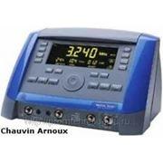 Генератор сигналов специальной формы Chauvin Arnoux (MTX 3240) фото