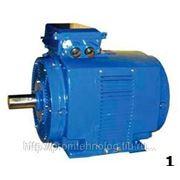 Асинхронный электродвигатель 4АМН 180 М2 фото