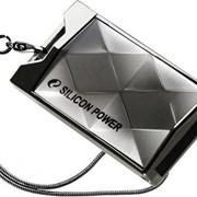 Флеш память SILICON POWER Touch 850 4GB Titanium фото