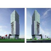 Строительство гостиниц и торговых зданий фото