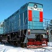 Тепловоз ТГМ-6Д фото