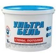 «ULTRA BIEL» Краска водно-дисперсионная для внутренних работ, 3 л (4,5 кг) фото
