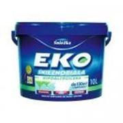 Краска акриловая EKO- SNIEZKA для потолка и стен 10 л.