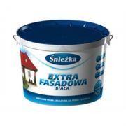 Краска Sniezka Extra Фасадная 15 л фотография