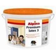 Краска акриловая Alpina Premiumlatex 3 Base 1 10 л (16,4кг)