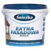 Краска Sniezka Extra Фасадная 10 л