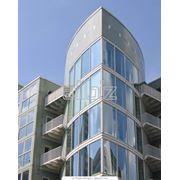 Вентилируемые алюминиевые фасады фото