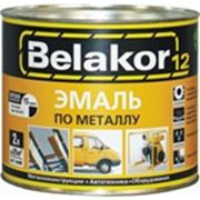 Эмаль Белакор 12 по металлу быстросохнущая фото