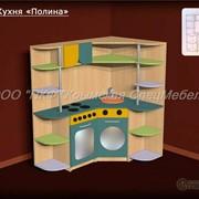 """Детская игровая мебель: Кухня """"Полина"""" 18044 фото"""
