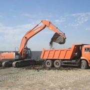 Вывоз грунта, включая погрузку и без в Казани