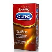 Durex Real Feel №12 (натуральні відчуття),оригинал 580 фото