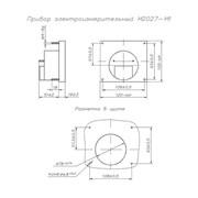 Прибор микроамперметр М2027 амперметр 500 мкА фото
